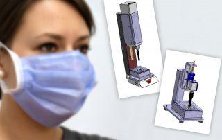 Atemschutzmaskenmaschinen