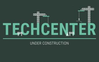 MS TechCenter im Bau
